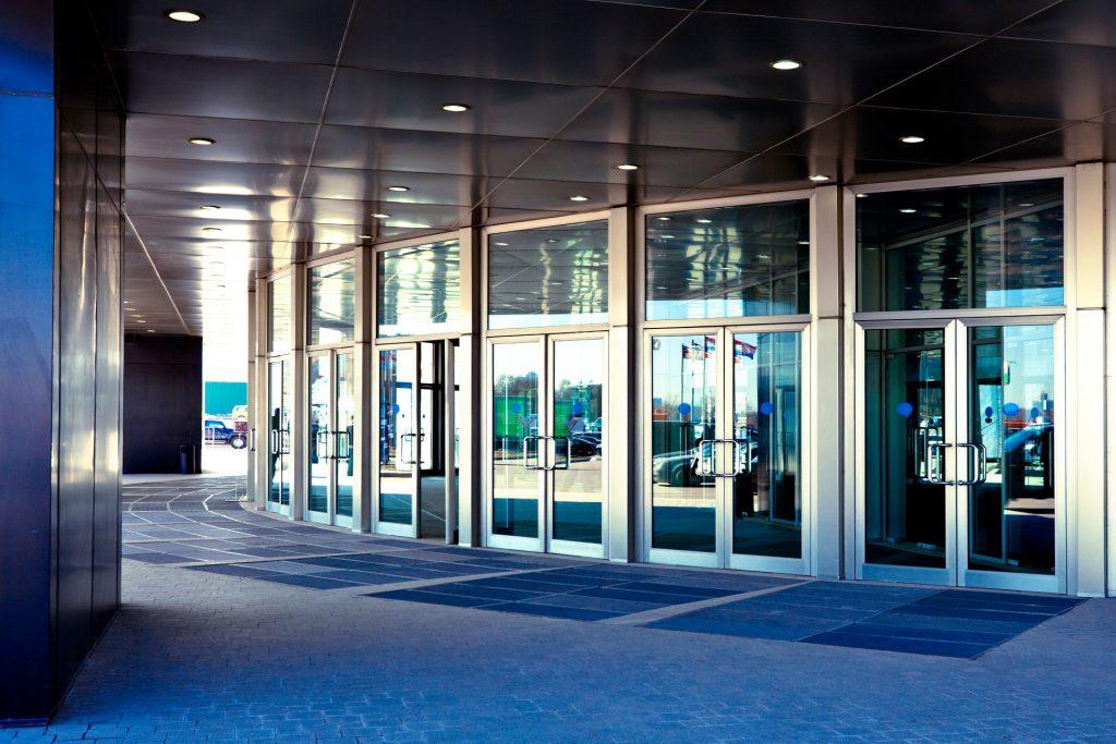 Doors in office